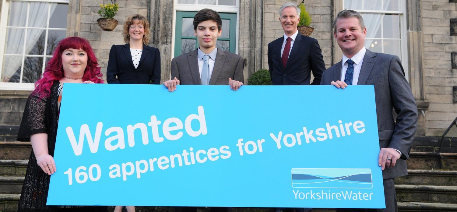 Apprenticeships in Yorkshire