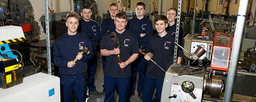apprenticeships in manchester engineering