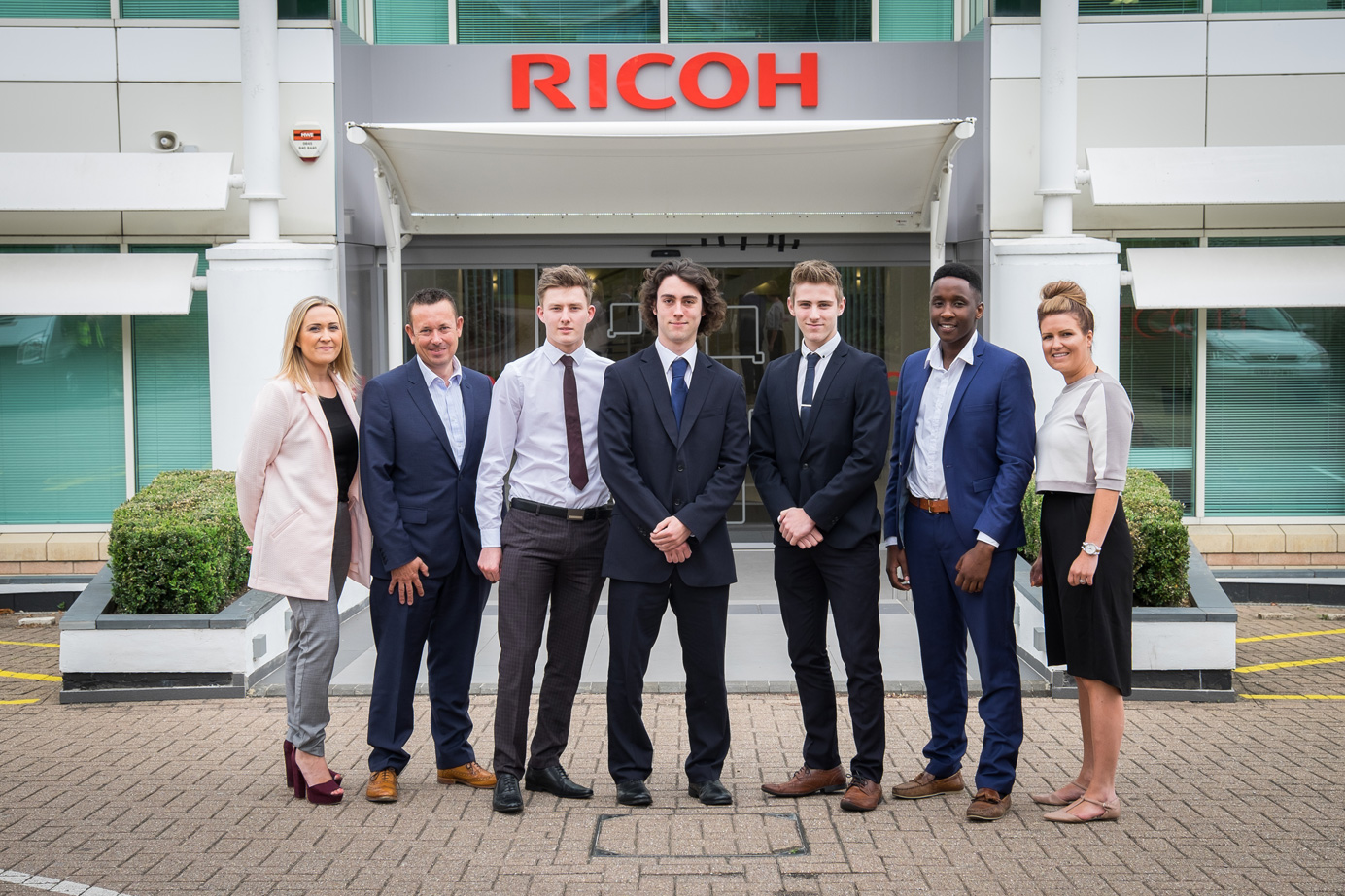 apprenticeships in northampton RICOH