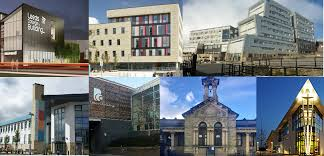 colleges in Yorkshire