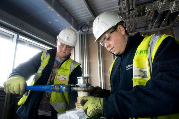 Apprenticeships in the west midlands