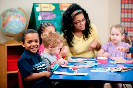 Childcare Apprenticeships in Birmingham