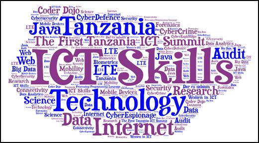 Information and Communication Technology skills