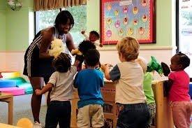 Nursery assistant