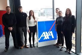AXA apprenticeships