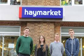 Haymarket Apprenticeships