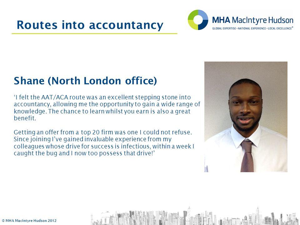 MacIntyre Hudson Apprenticeship Programme