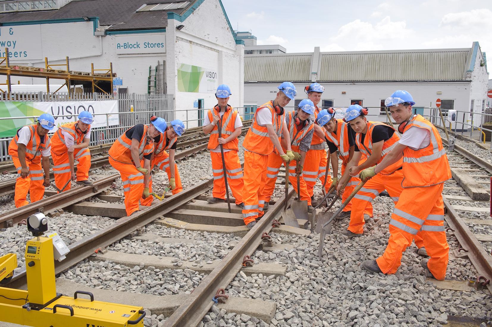 Network Rail Apprenticeship