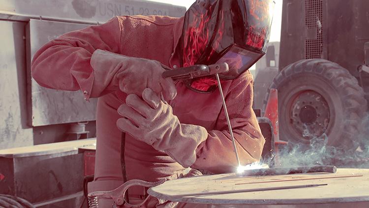 Welding Apprenticeships