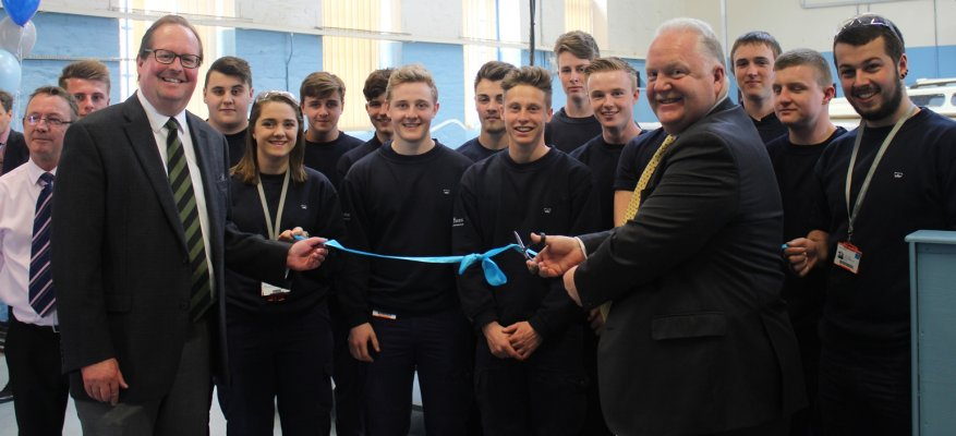 City College Plymouth Apprenticeships