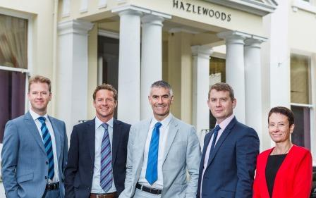 Hazlewoods Apprenticeship Programme