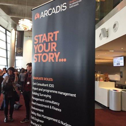 Arcadis Apprenticeship and Graduate
