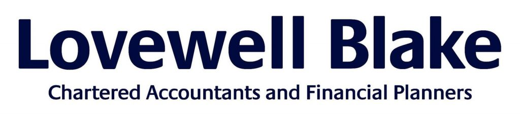Lovewell Blake logo