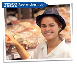 Tesco Apprenticeship