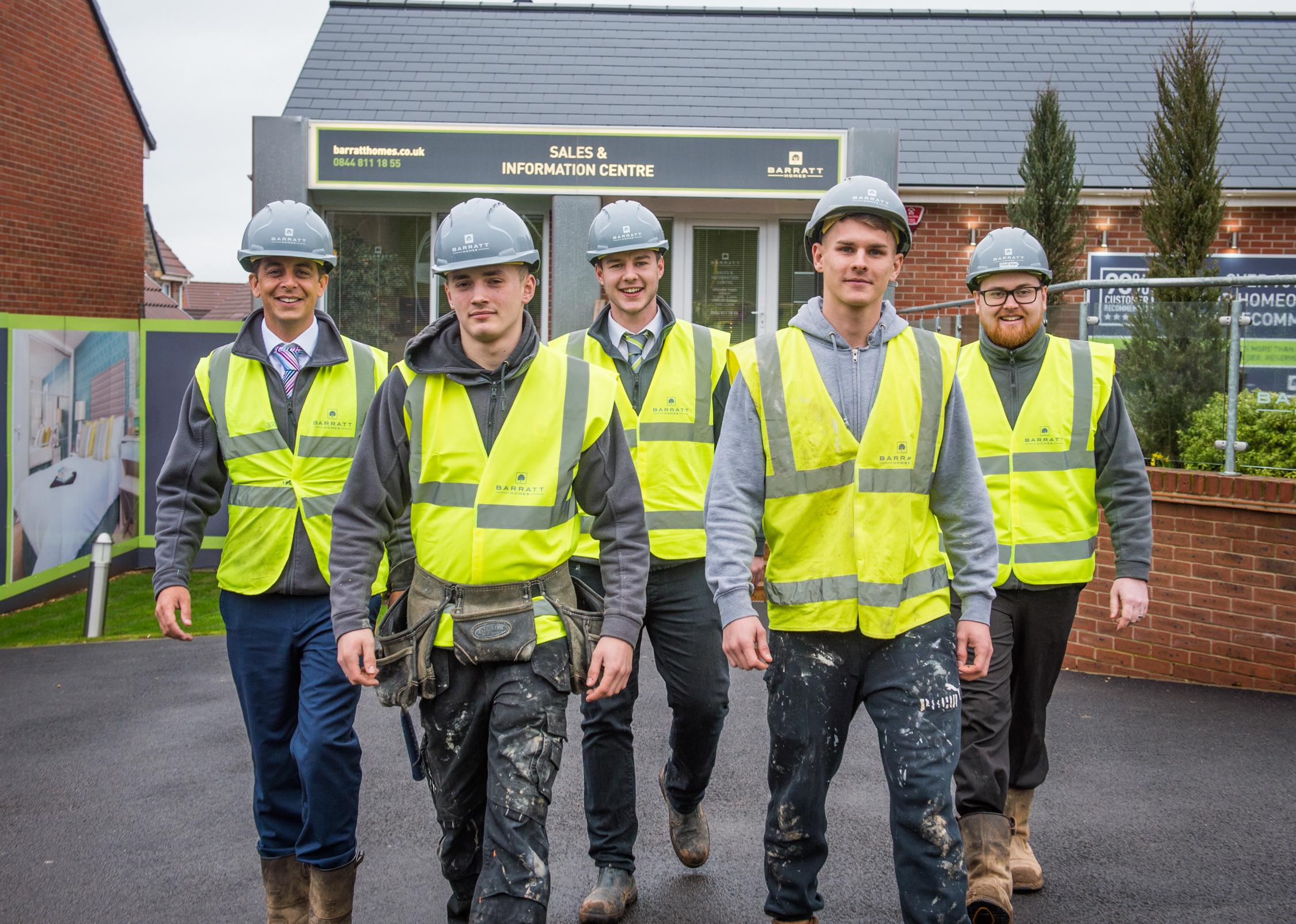 Barratt Apprenticeship