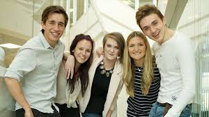 Young people that work at Unilever as an apprentice