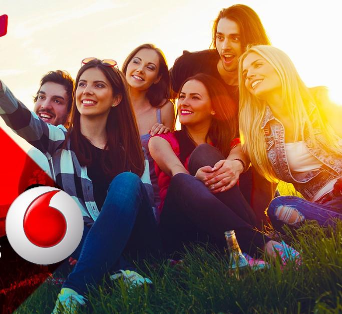 Vodafone Apprenticeships happy staff