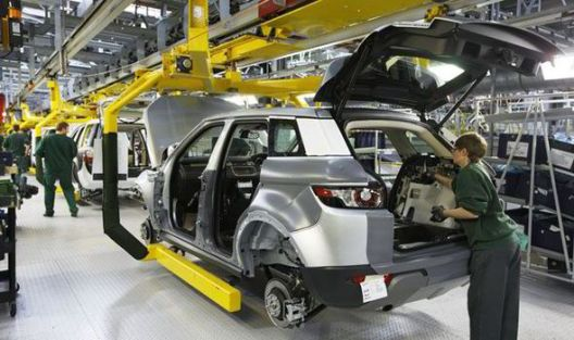 motor vehicle apprenticeships in manufacturing