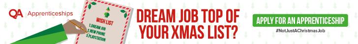 Qa apprenticeships leaderboard banner