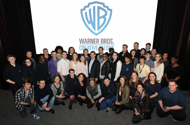 Warner Bros Apprenticeship creative talent