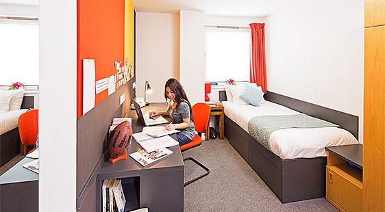 student accommodation at uni