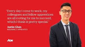 Aon Apprentice