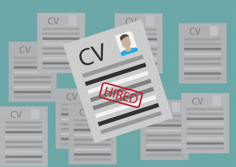 Hire Candidate from Good CV - talent acquisition / hiring process