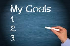 set goals to avoid procrastination