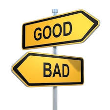 good or bad signposts