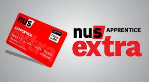 NUS Extra card
