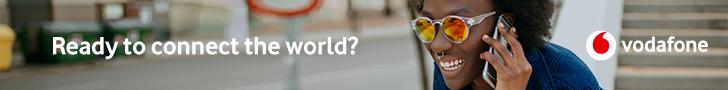 Vodafone careers leaderboard banner
