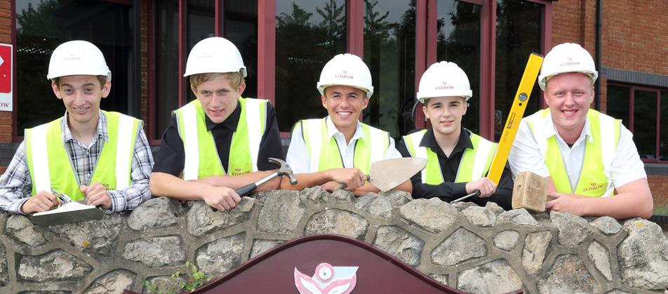 Redrow apprenticeships