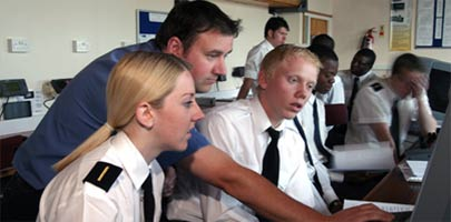 Ship Safe Training Group Cadet Programme