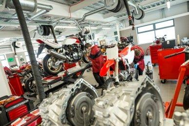 Honda Apprenticeships
