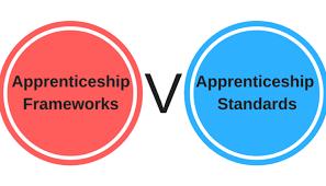 Apprenticeships standards and frameworks for engineering apprenticeships