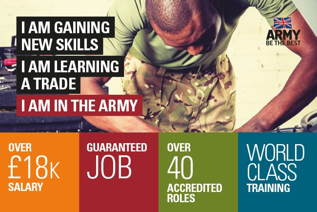 Army Apprenticeships