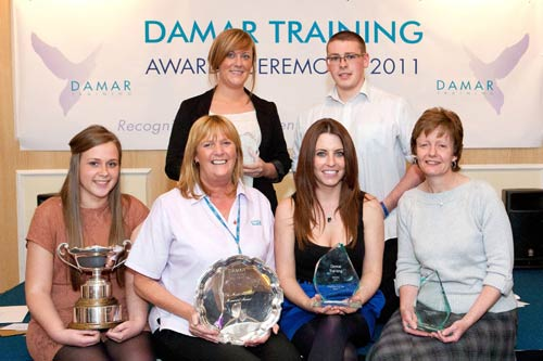 damar training apprenticeships