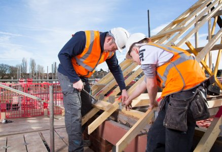 Story homes apprenticeships joinery