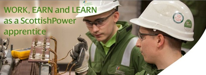 scottish power apprenticeships