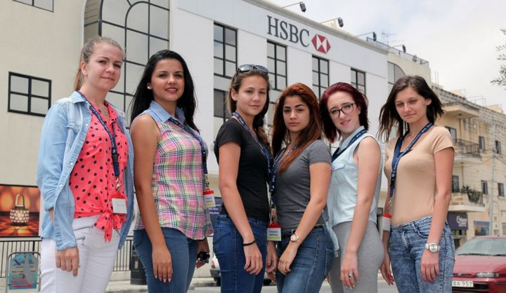 HSBC Apprenticeships