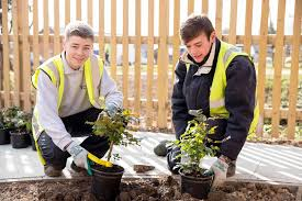 Sanctuary group Apprenticeships Horticulture