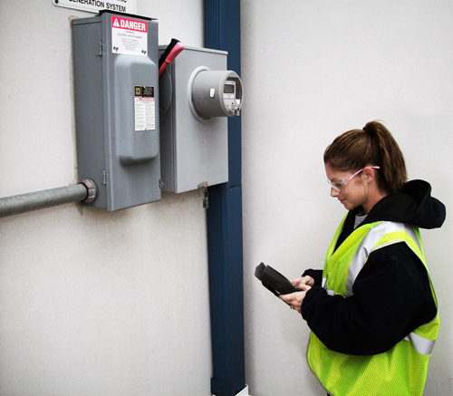 energy and utility apprenticeships meter reader