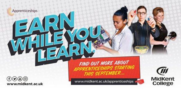 MidKent College Apprenticeships