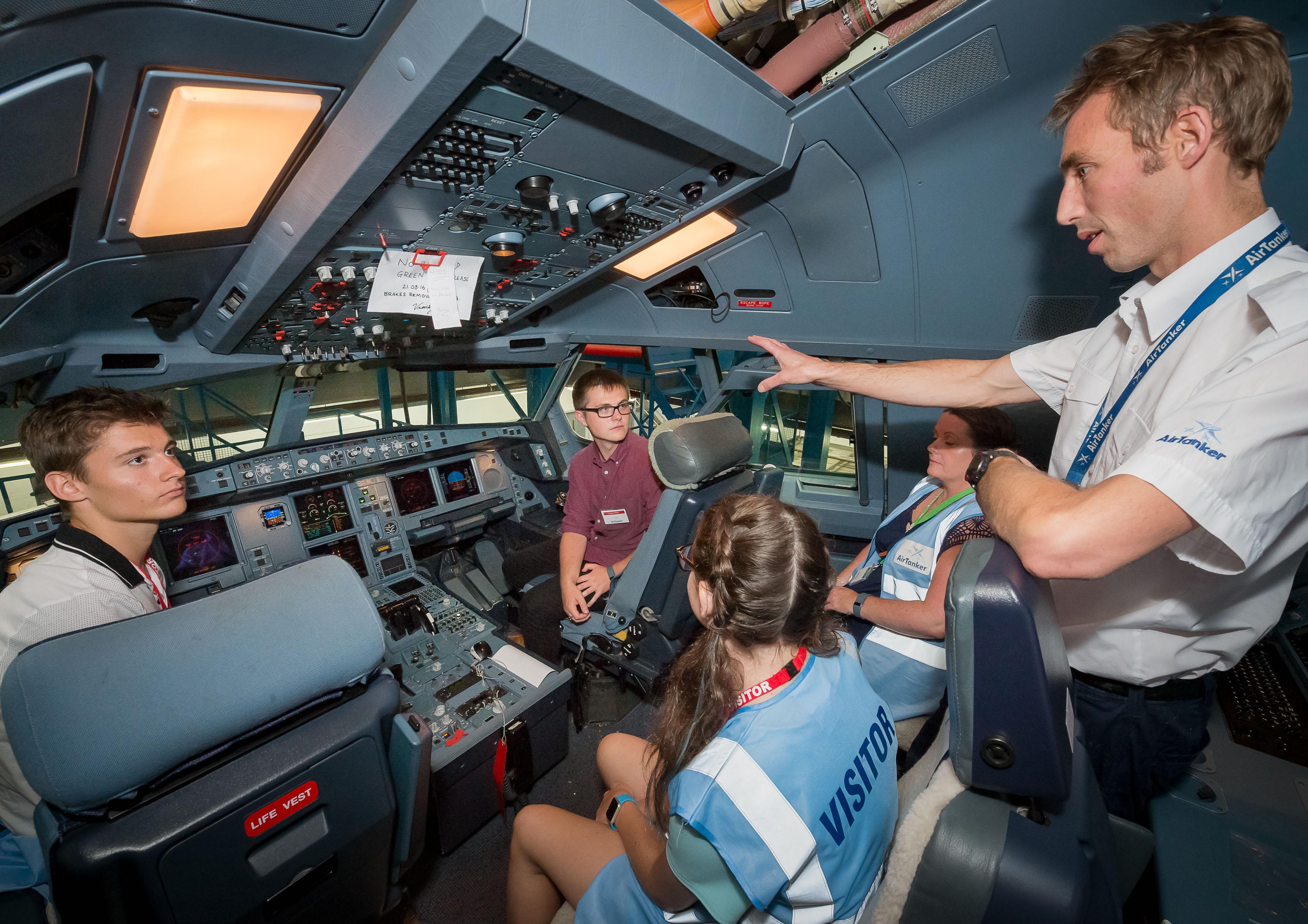 AirTanker Apprenticeships