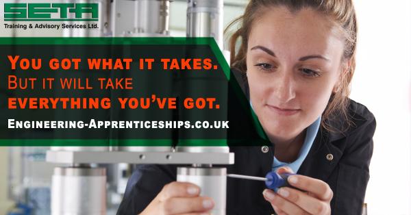 Apprenticeships for girls