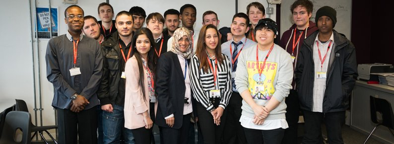 City and Islington College apprenticeships