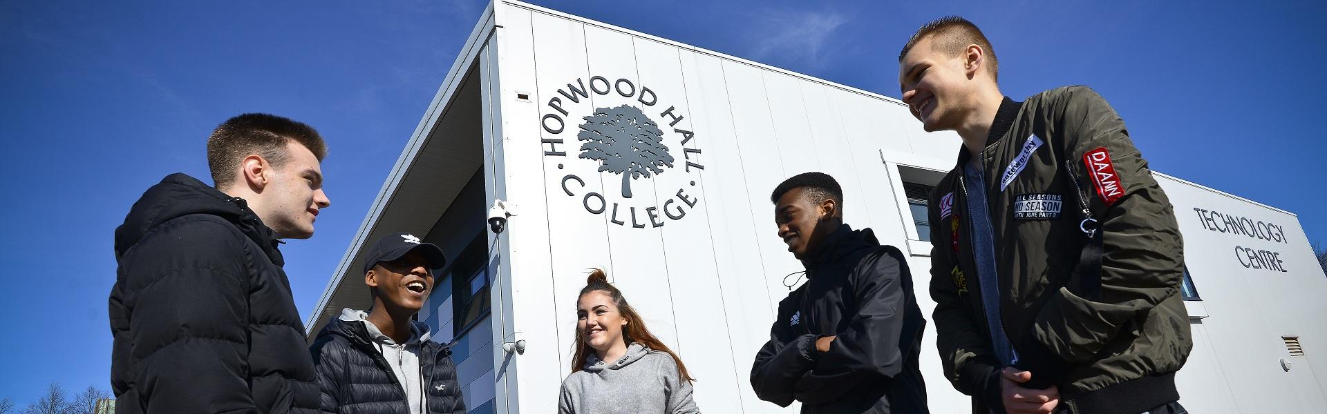 Hopwood Hall College Apprenticeships