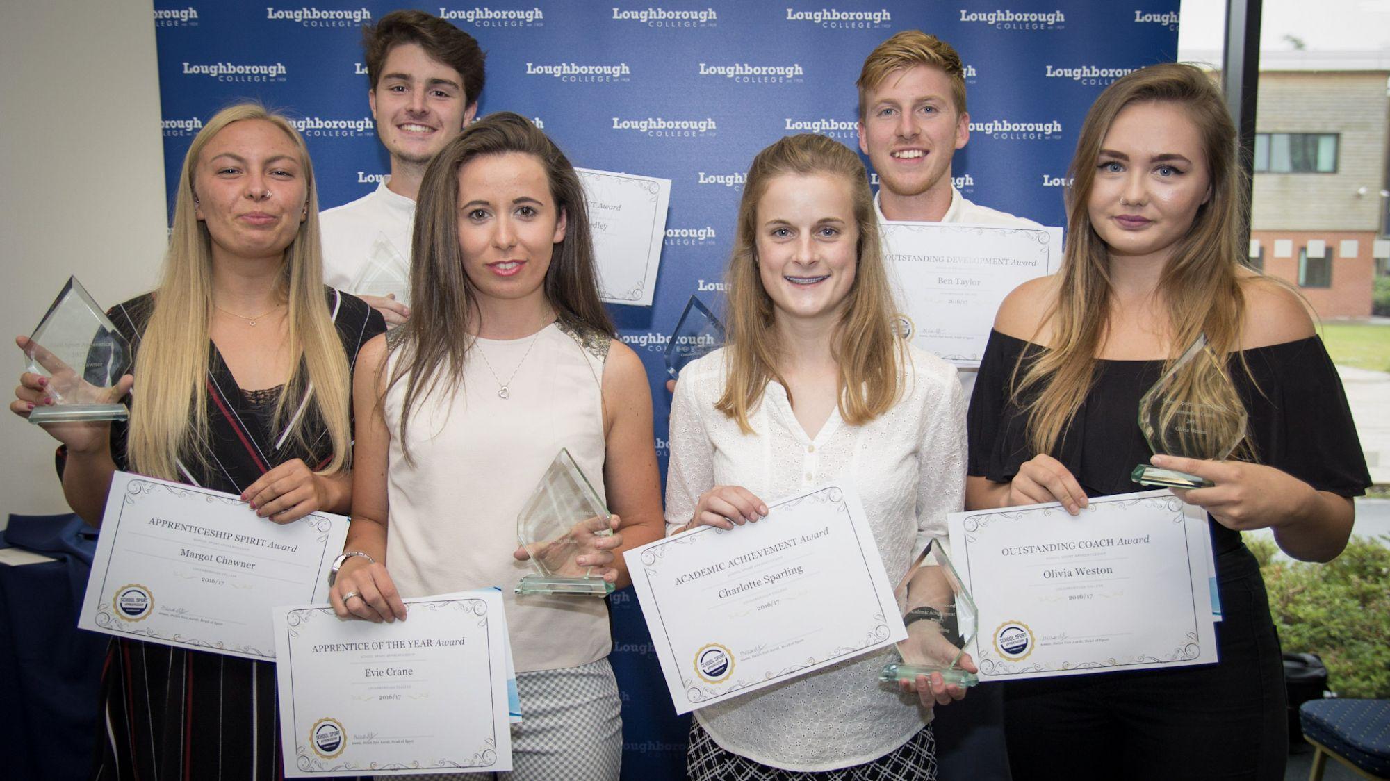 Loughborough College Apprenticeships