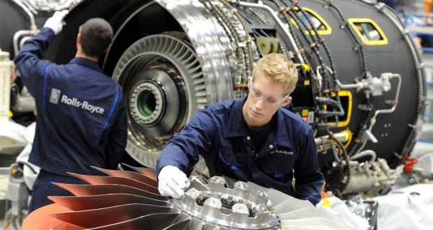 Rolls Royce Apprenticeships