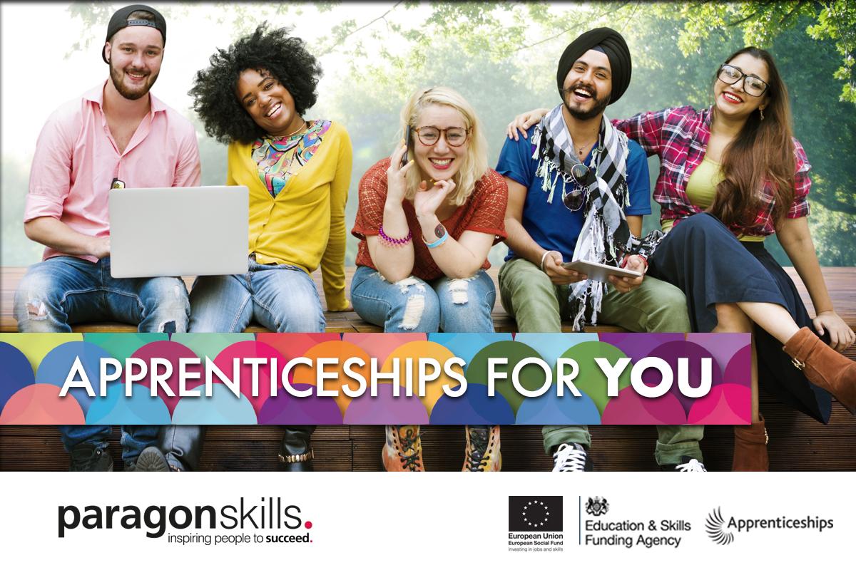 Paragon Skills Apprenticeships